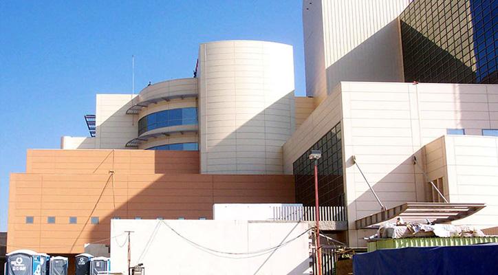 Abc Hospital Santa Fe Mexico Portfolio Composite