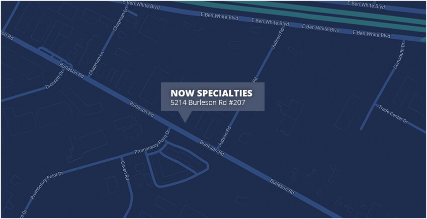 Contact: NOW Specialties in Austin, TX | NOW Specialties  