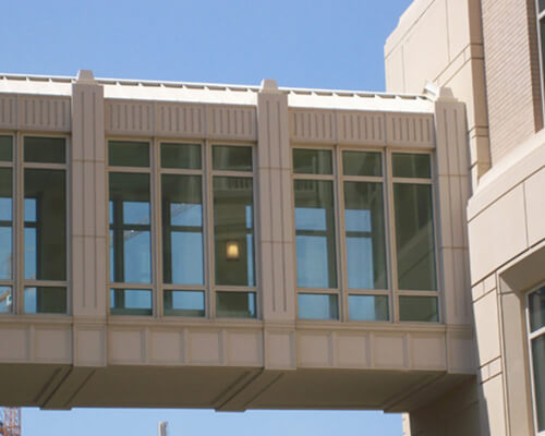 Metal & Composite Panel Fabrication: Texas | NOW Specialties  - cornices-01