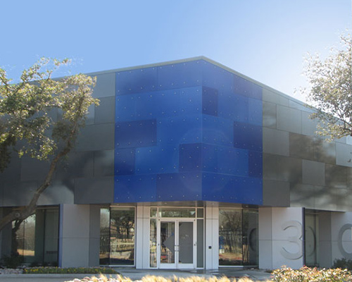 NOW 7100: Metal Composite Material Wall Panel Systems | NOW Specialties  - hpl-systems-7200