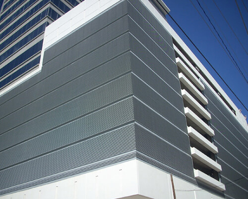 Metal & Composite Panel Fabrication: Texas | NOW Specialties  - louvers-01
