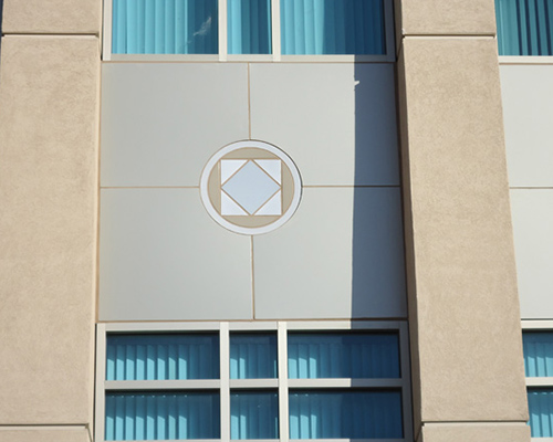 Metal & Composite Panel Fabrication: Texas | NOW Specialties  - medallions-02