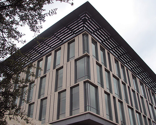 Metal & Composite Panel Fabrication: Texas | NOW Specialties  - terra-cotta-01